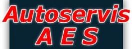 Autoservis AES - logo