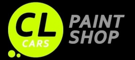 CL Cars - Paint Shop - logo