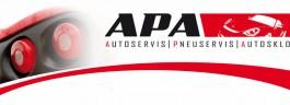 AUTOSERVIS + AUTOSKLO APA - logo