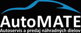 AutoMATE - Autoservis a predaj náhradných dielov