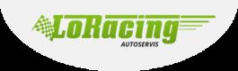 Loracing - logo
