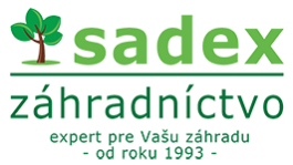 Záhradníctvo Sadex, s.r.o.