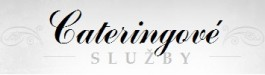 Cateringové služby - logo