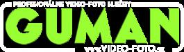Guman - video-foto služby