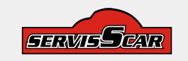 Logo servis s car