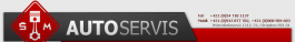 ŠM Autoservis - logo