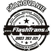 FLASHTRANS spol.s r.o. logo