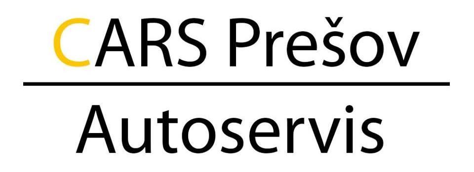 CARS Prešov, s.r.o. logo
