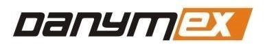DANYMEX, s. r. o. logo