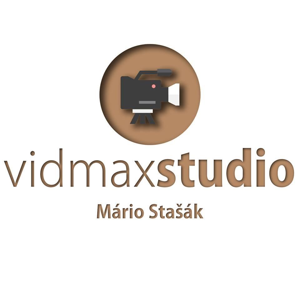 Mário Stašák - VIDMAX STUDIO logo