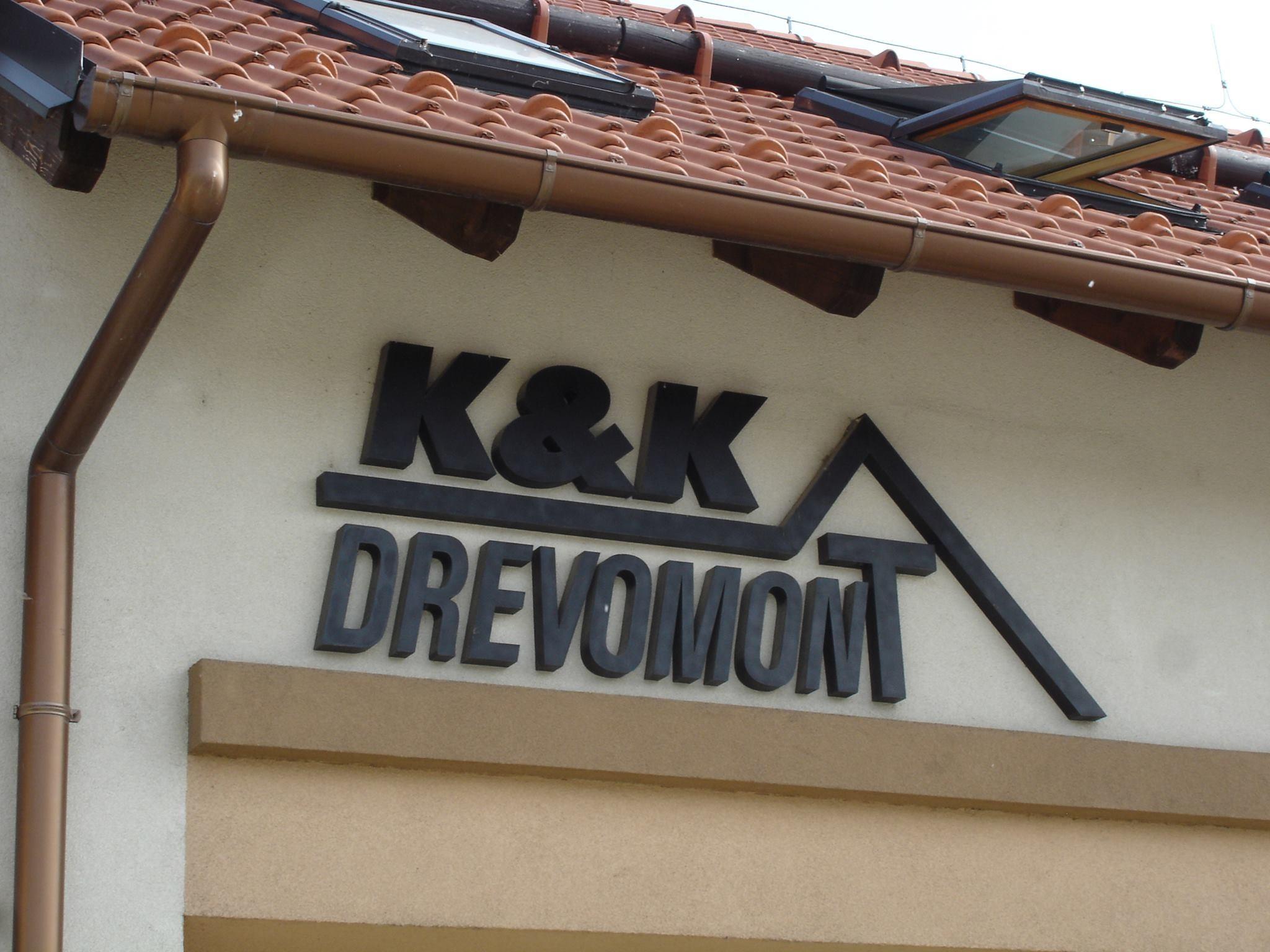 K & K Drevomont, s. r. o. logo