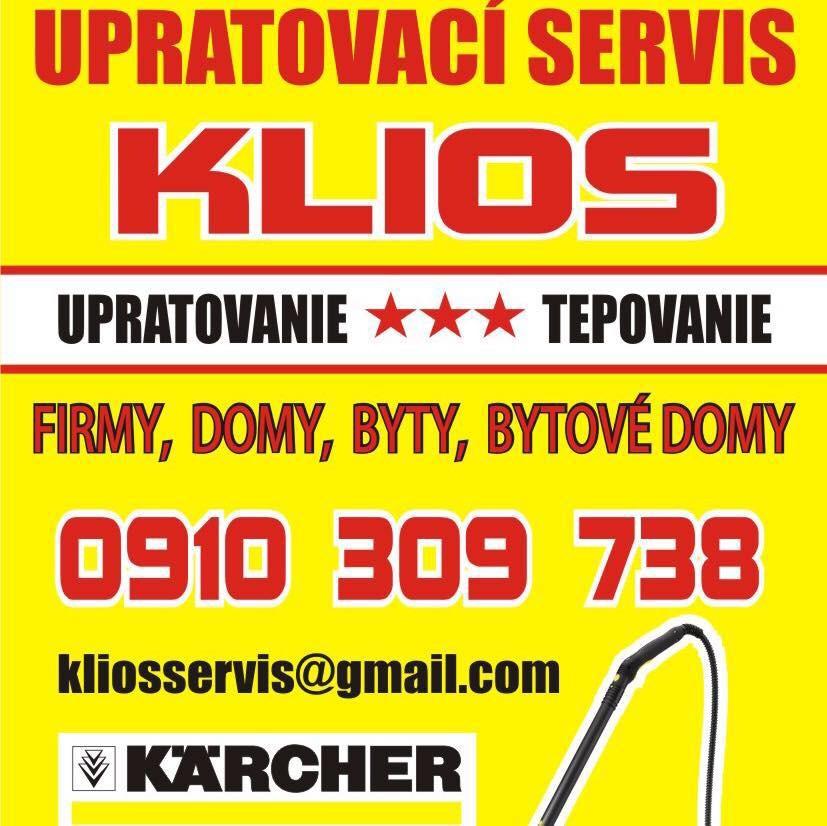 KLIOS, s.r.o. logo