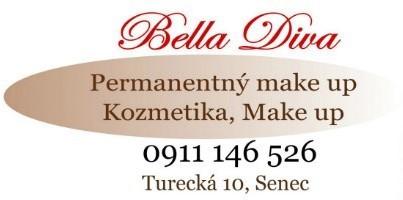 Salón krásy Bella Diva logo