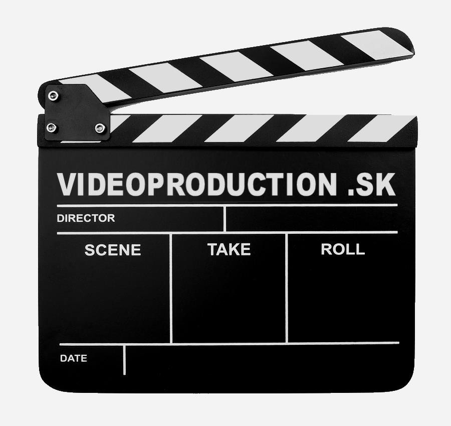 VIDEO production - Húšťava logo