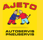 Autoservis AJETO logo