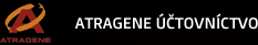 ATRAGENE, s.r.o. - účtovníctvo logo