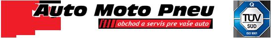 Auto Moto Pneu, s.r.o. logo