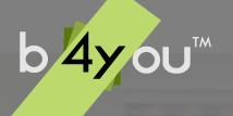 B4YOU logo