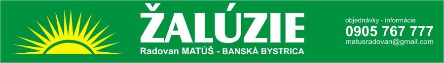 RADOVAN MATÚŠ logo