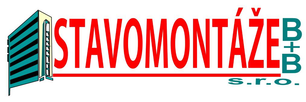 Stavomontáže B+B, s.r.o. logo