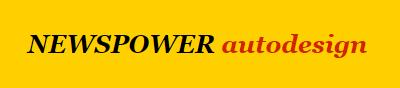 NEWSPOWER autodesign logo