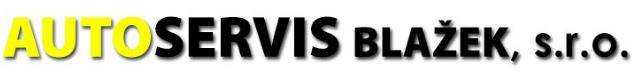 AUTOSERVIS BLAŽEK s.r.o.  logo