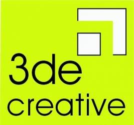3de creative s.r.o. Kuchynské a interiérové štúdio logo