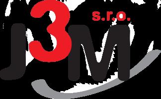 J3M, s.r.o., stavebná činnosť logo
