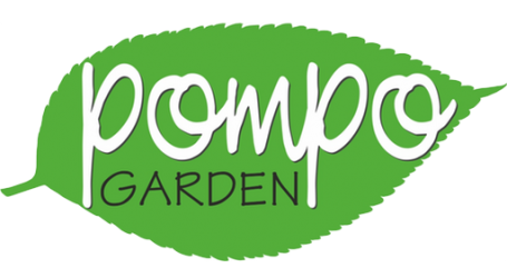 POMPO záhrady logo