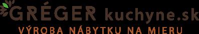 GRÉGERkuchyne.sk logo