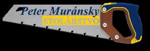 Peter Muránsky - STOLÁRSTVO logo