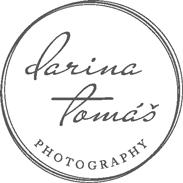Darina a Tomáš photography logo