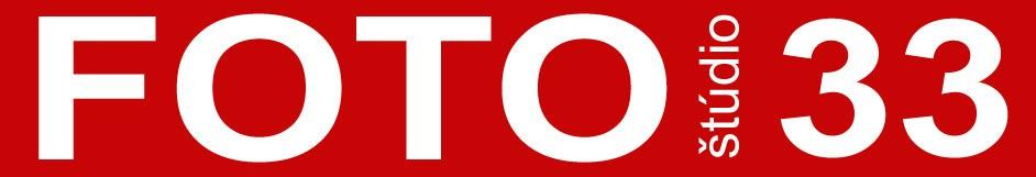 FOTOŠTÚDIO 33 logo