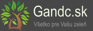 GandC - záhrady, trávniky, údržba zelene logo