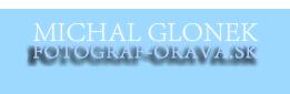 Michal Glonek - fotograf logo