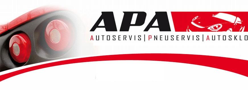 AUTOSERVIS + AUTOSKLO APA logo
