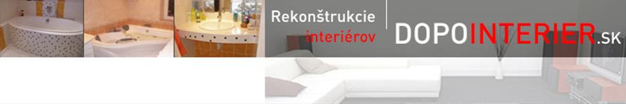 Dopointerier.sk logo