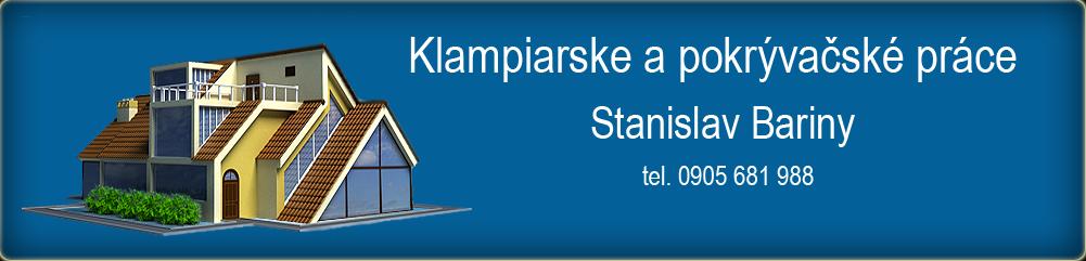 Stanislav Bariny logo