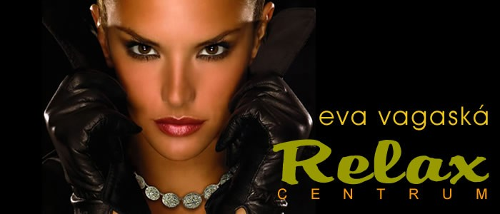 Ing. Eva Vagaská - Relax Centrum logo