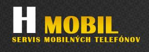 H mobile - servis mobilných telefónov logo