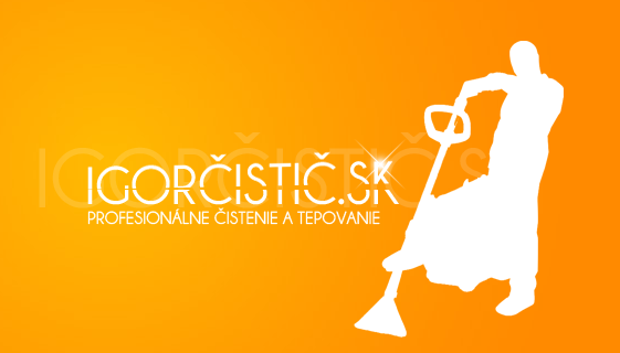 Igorčistič.sk logo