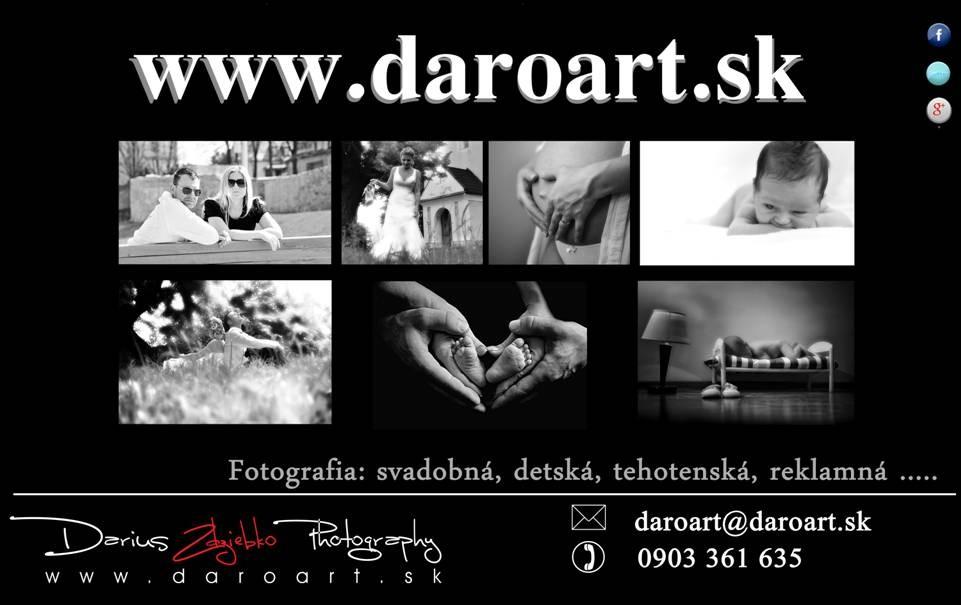 DAROART logo