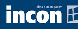 Plastové okná INCON - Prievidza logo