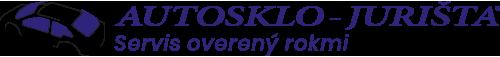 AUTOSKLO JURIŠTA s.r.o. logo