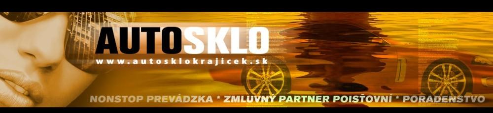 AUTOSKLO K+V, s. r. o. logo
