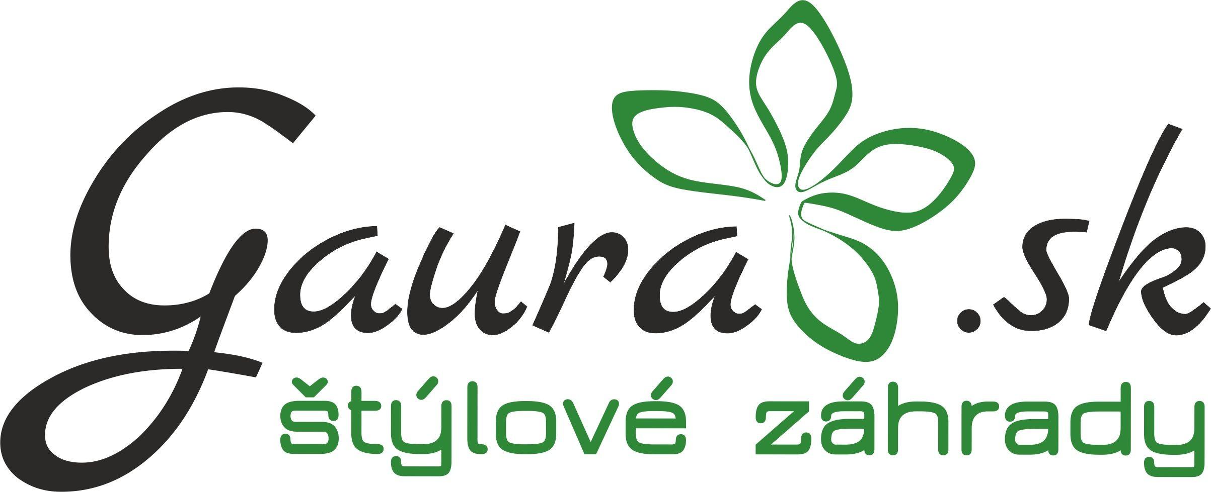 Gaura - štýlové záhrady logo