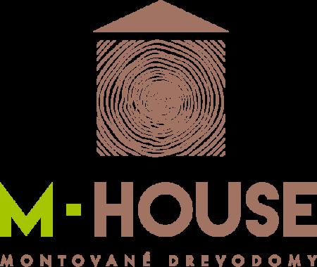M-House, s. r. o. logo