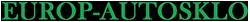 EUROP - AUTOSKLO Pezinok logo