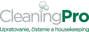 CleaningPro s.r.o. - upratovanie, čistenie, housekeeping logo