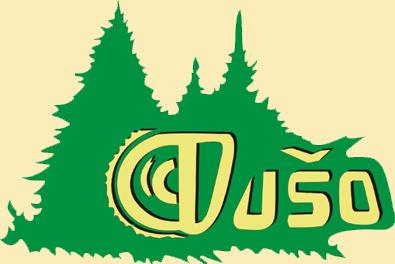 DUŠO s. r. o. - výroba nábytku z masívu logo